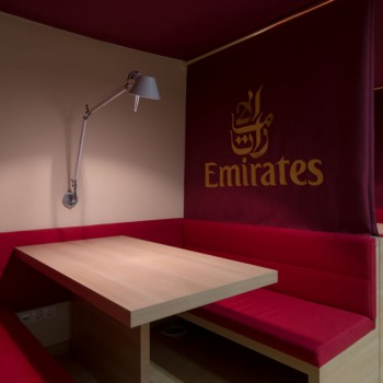 Irodabútor - Phone booth - Emirates