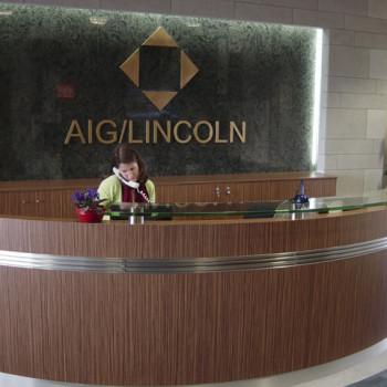 AIG LINCOLN Kft. recepció